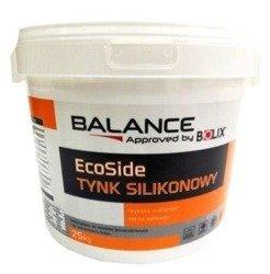 BOLIX TYNK SILIKONOWY ECOSIDE 1,5-25KG