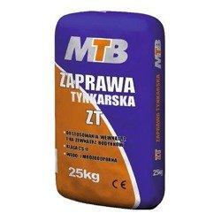 MTB ZAPRAWA TYNKARSKA 25KG