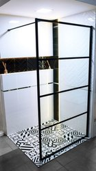 Ścianka prysznicowa Walk-In Maki 120cm CRA.001023 Craving