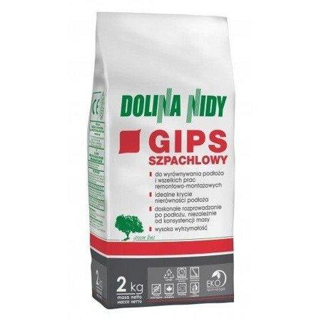 DOLINA NIDY GIIPS SZPACHLOWY 2 KG