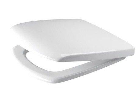 Deska Carina duroplastowa, antybakteryjna, wolnoopadająca K98-0069 Cersanit