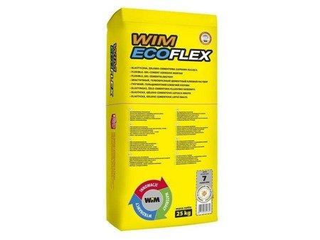 Elastyczny klej do płytek Wim ecoflex 25kg