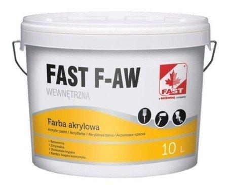 FAST F-AW FARBA AKRYLOWA 10L
