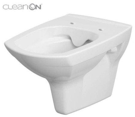 Miska WC zawieszana Carina new cleanon bez deski  K31-046 Cersanit
