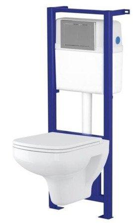 Stelaż podt link do wc K97-108 Cersanit