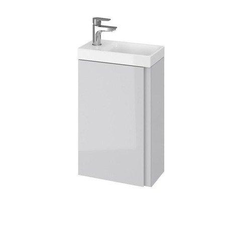 Szafka pod umywalkowa moduo 40 szara S929-013 Cersanit