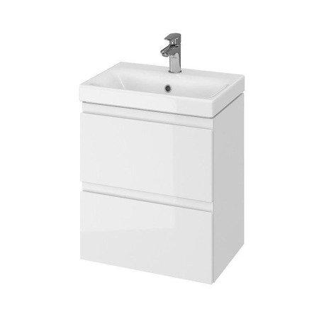 Szafka podumywalkowa moduo slim 50 biała  S929-006 Cersanit