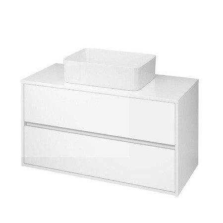 Szafka z blatem uniwersalnym crea 100 biała  S924-006 Cersanit